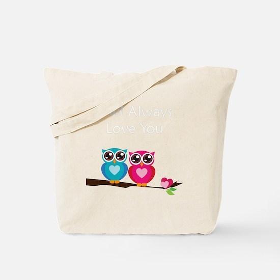 owl8 Tote Bag