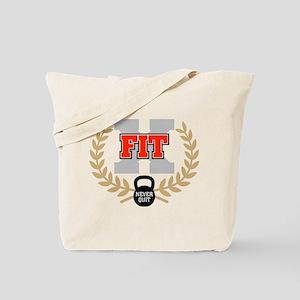 crossfit cross fit champion light Tote Bag