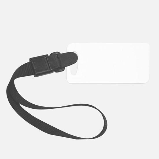 FINDING BF white Luggage Tag
