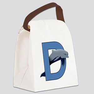 DONLEY2 Canvas Lunch Bag