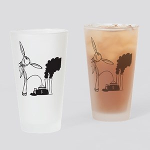 Turbine Wins. Drinking Glass