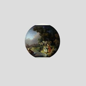 The abduction of Europa - Rembrandt - c1632 Mini B