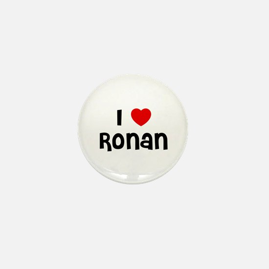 I * Ronan Mini Button