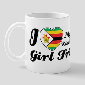 Zimbabwean girlfriend Mug