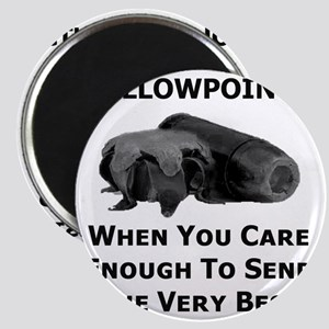 Art_Hollowpoints_When You Care Enough to Se Magnet