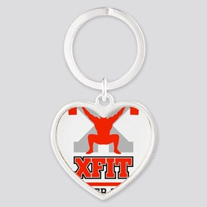 crossfit cross fit champion lifter light Keychains