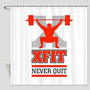 crossfit cross fit champion lifter light Shower Cu