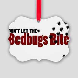 Bedbugs Picture Ornament