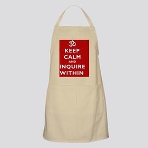 Keep_Calm_Yoga1Square Apron