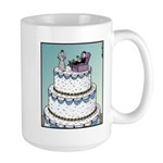 Wedding cake Recliner chair Mugs