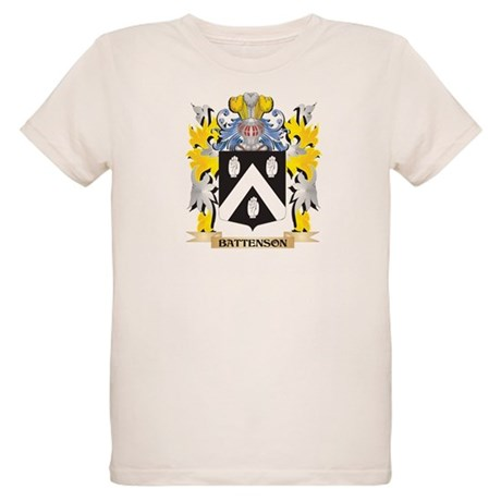 Battenson Coat of Arms - Family Crest T-Shirt