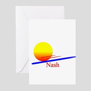 Nash Greeting Cards (Pk of 10)