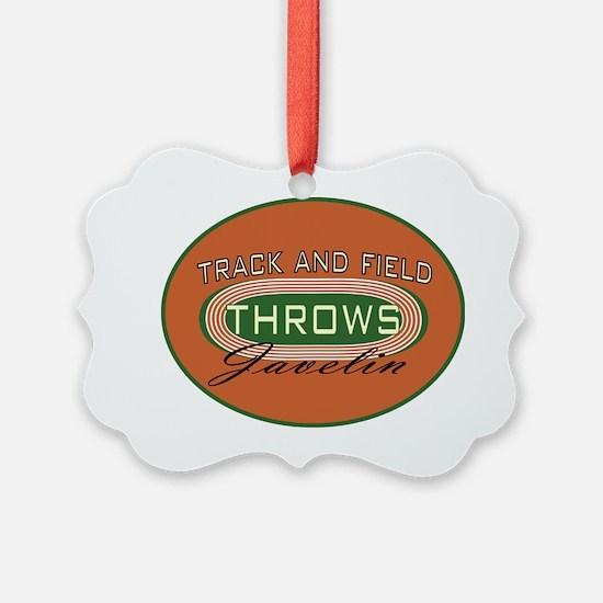 TrackFieldjaveMstrovalDk Ornament