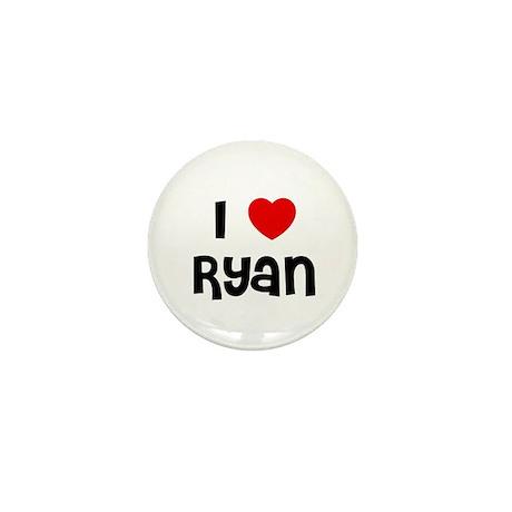 I * Ryan Mini Button
