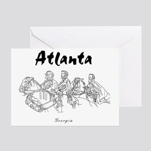 Atlanta_10x8_MessageBag_StoneMountai Greeting Card
