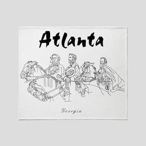Atlanta_10x8_MessageBag_StoneMountai Throw Blanket
