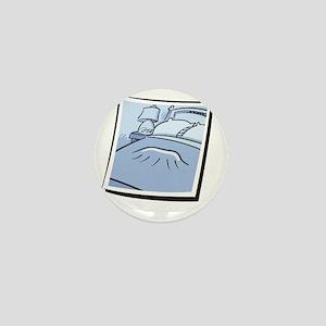 dachs_native_whiteletters Mini Button