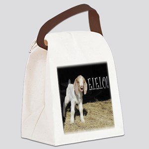 Baby Goat e.i.e.i.o! Canvas Lunch Bag