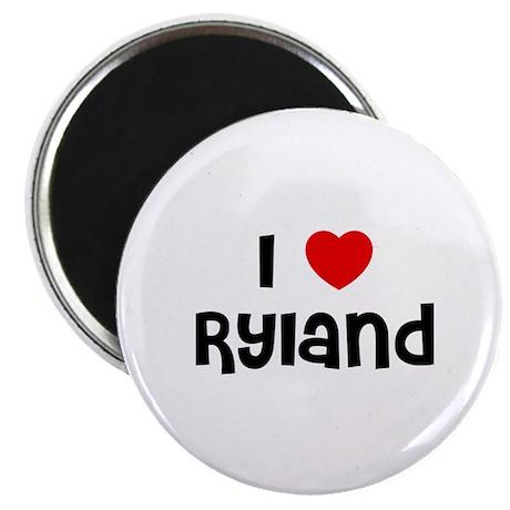 """I * Ryland 2.25"""" Magnet (10 pack)"""