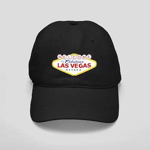 vegasSignC Black Cap
