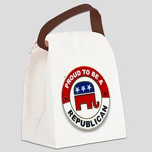 ptb2 Canvas Lunch Bag