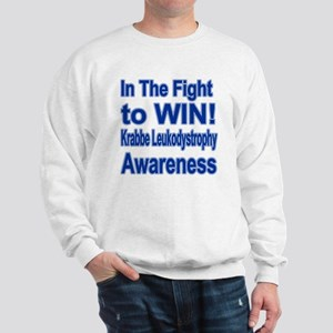 krabbe _winthefight-001 Sweatshirt