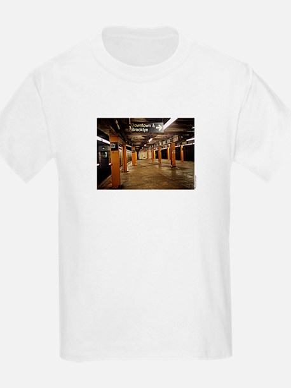 """City Hall"" Kids T-Shirt"