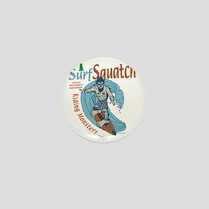 surfsquatch Mini Button