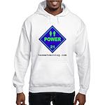 Power Hooded Sweatshirt