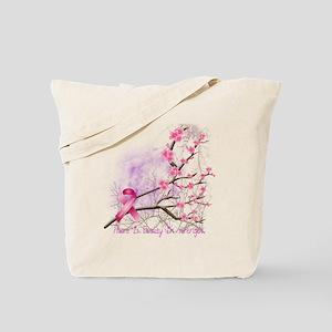 cherryblossom-dark Tote Bag