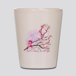 cherryblossom-dark Shot Glass