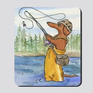 flyfishing8x10 Mousepad