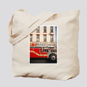 """Funeral Home"" Tote Bag"