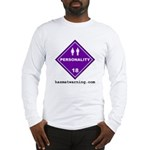 Hazardous Personality Long Sleeve T-Shirt