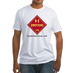 Emotions Fitted T-Shirt