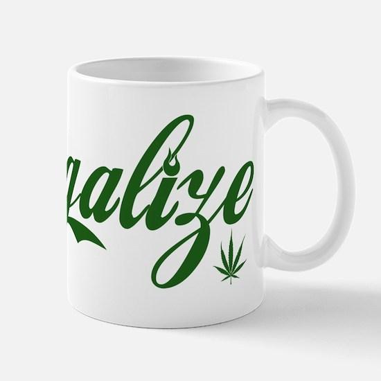 legalizeGreen Mug