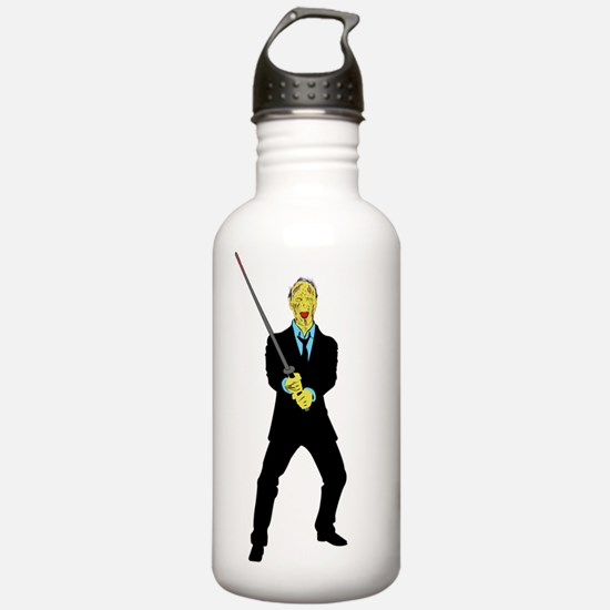 Zombie ninja Water Bottle