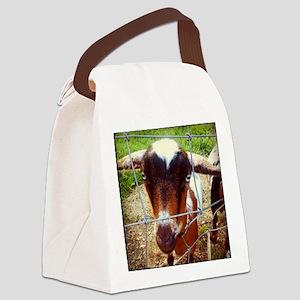 NeelamIG Canvas Lunch Bag