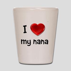 heartnana Shot Glass