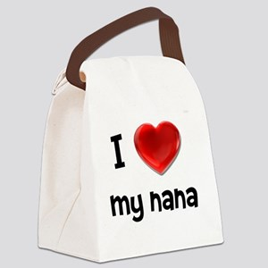 heartnana Canvas Lunch Bag
