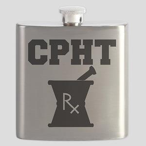CPHT-2-blackonwhite Flask