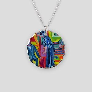 iPad Kir 8 Necklace Circle Charm