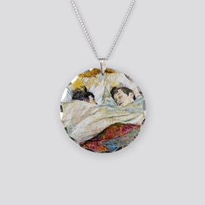 Pillow TL 1 Necklace Circle Charm