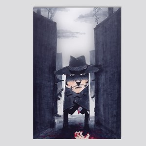 Blood and Shadows Postcards (Package of 8)