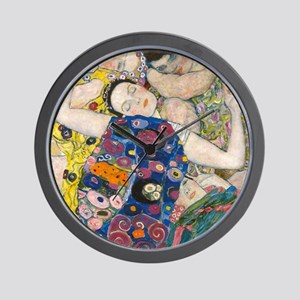 iPad Klimt V Wall Clock