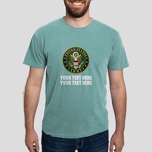 US Army Symbol Mens Comfort Colors Shirt
