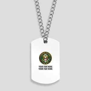 US Army Symbol Dog Tags