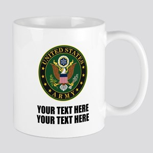 US Army Symbol 11 oz Ceramic Mug