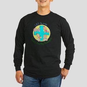 LD Nurse Long Sleeve Dark T-Shirt