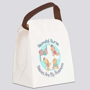 Neonatal Nurse Canvas Lunch Bag